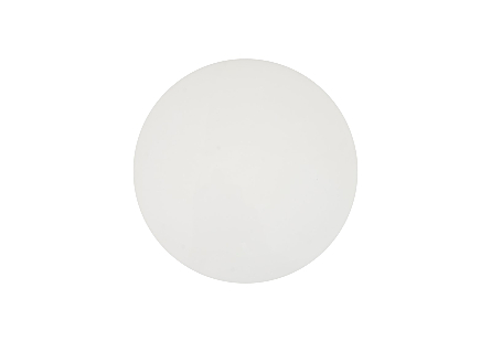 Totem Stool White Gel Coat, SM