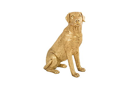 Labrador Gold Leaf
