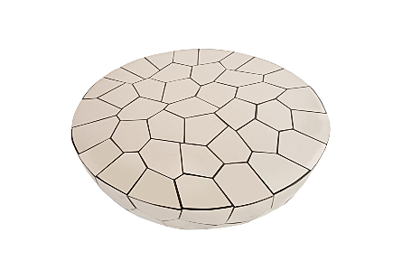 Crazy Cut Coffee Table Round