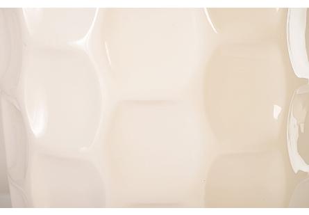 Mando Planter Gel Coat White, LG