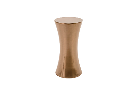 Ave Pedestal Polished Bronze, LG