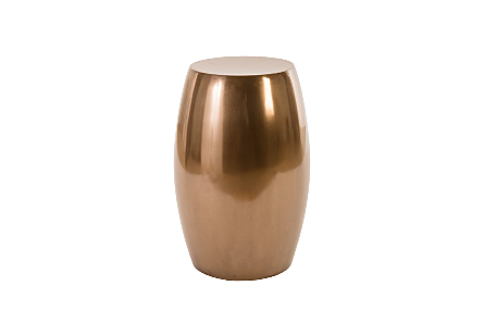 Vex Side Table Polished Bronze