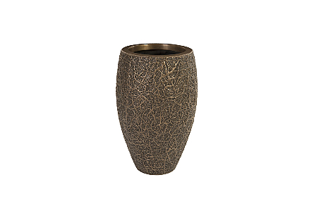 String Theory Planter Bronze, SM