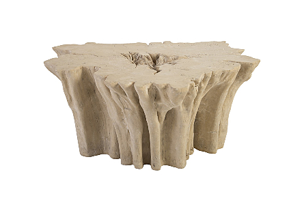 Copse Coffee Table Roman Stone