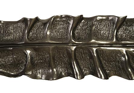 Petiole Wall Leaf Liquid Silver, LG, Version A