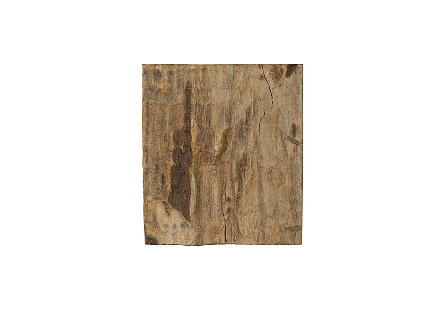 Cast Petrified Wood Wall Tile Resin, Square