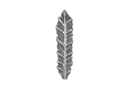 Petiole Wall Leaf Silver, MD, Version A