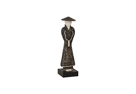 Geisha Statue SM