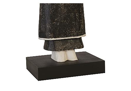 Geisha Statue MD