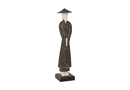 Geisha Statue LG