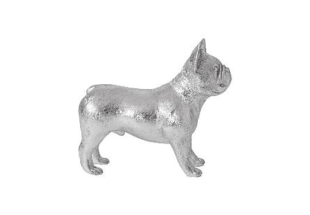 French Bulldog Silver