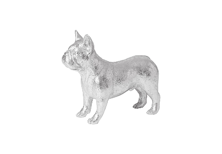 French Bulldog Silver