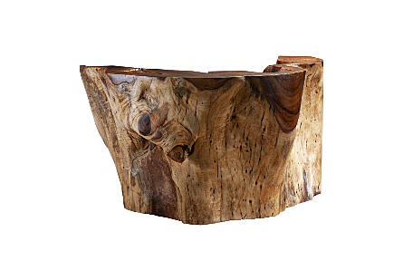 Chamcha Wood Counter Table