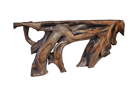 Chamcha Wood Bar Table Natural