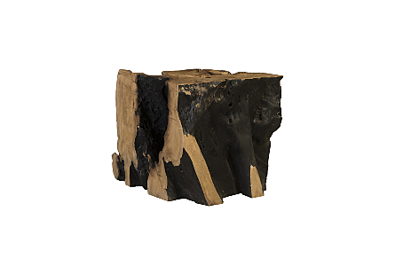 Pipal Wood Side Table