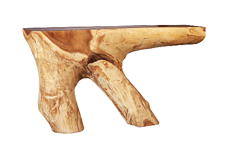 Chamcha Wood Bar Table