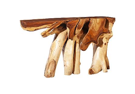 Chamcha Wood Bar Table