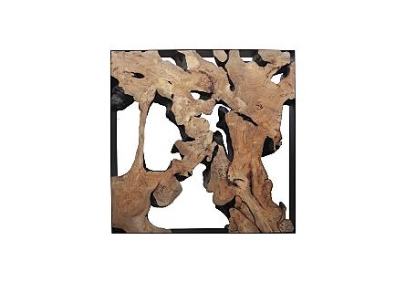 Maki Coffee Table Pipal Wood