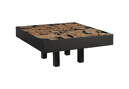 Maki Coffee Table Pipal Wood