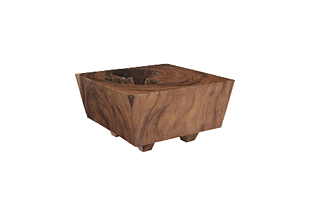 CHAMCHA WOOD COFFEE TABLE NATURAL
