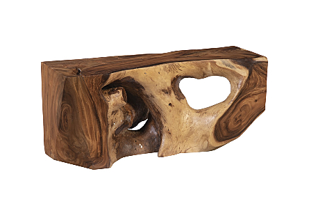Chamcha Freeform Bench Natural