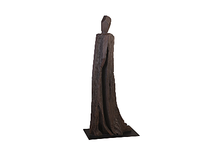 Man Sculpture Blackwood