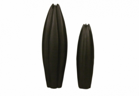 Silhouette Vases Set of 2
