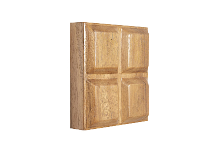 Chamcha Wood Chunk Wall Tile