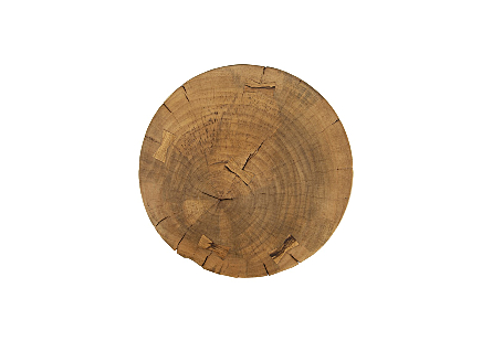Drum Stool Mango Wood