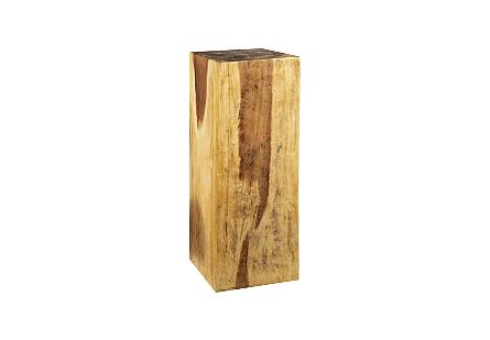 Chamcha Wood Pedestal