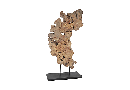 Pipal Wood Sculpture