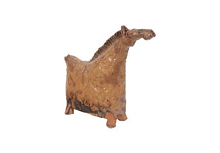 Horse Clay Animal