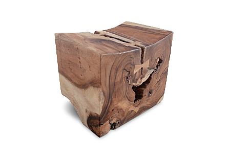 Sway Stool Chamcha Wood