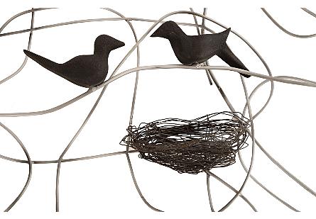Nest Wall Art