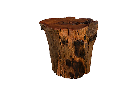 Makha Wood Stool