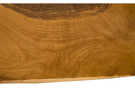Mai Theng Burled Wood Console