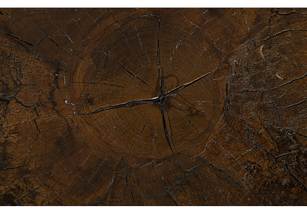 Wood Side Table CAST ORIGINAL