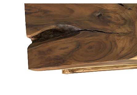 Chamcha Wood Console