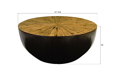 Charm Coffee Table Bamboo