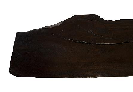 Chamcha Wood Console LG, Espresso