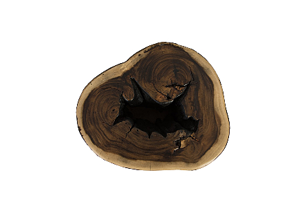 Chamcha Wood Stool Burnt Edge, Assorted