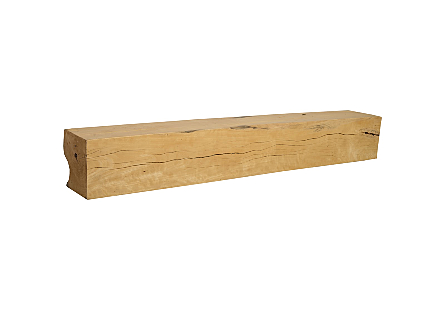 Tamarind Wood Low Bench