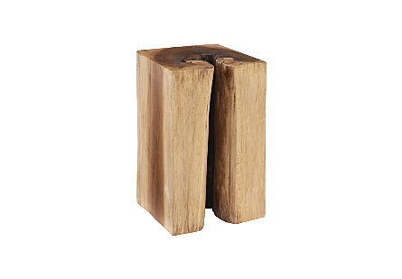 Hadkanon Wood Stool Square