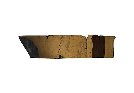 Tamarind Wood Console Table Ebony
