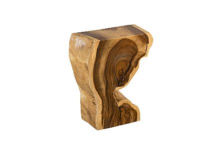 Chamcha Wood Freeform Console