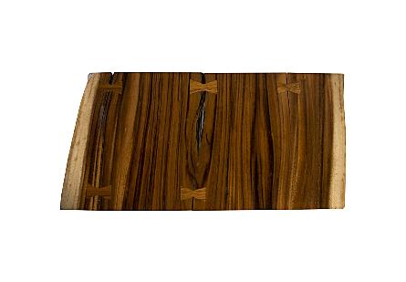 Chamcha Wood Freeform Bench