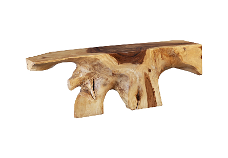 Chamcha Wood Freeform Bench