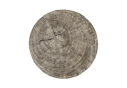 Chamcha Wood Stool Grey Stone