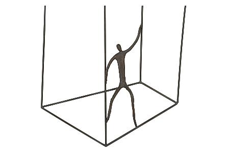Perspective Wall Art Rectangular, Sitting