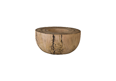 Lightning Bowl Mango Wood